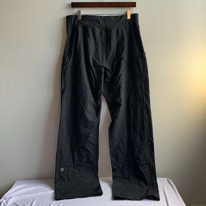 Dark Grey Lululemon Pants